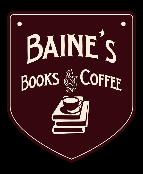 Baine's Books and Coffee